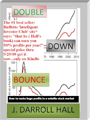 Double Down Bounce: How to make huge... NOW A #1 BESTSELLER (click on cover photo)