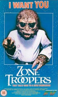 ZONE TROOPERS (1986)