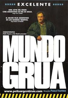 Mundo Grúa (1999). Mundo Grúa (1999). Mundo Grúa (1999). Mundo Grúa (1999).