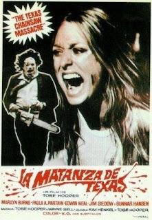 La matanza de Texas o La Masacre de Texas (1974) .La matanza de Texas o La Masacre de Texas (1974) .