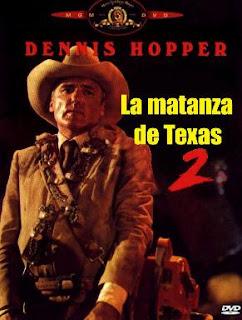 La matanza de Texas II o La Masacre de Texas II (1986)La matanza de Texas II o La Masacre de Texas II (1986)