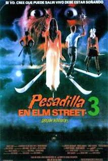 Pesadilla 3 Pesadilla En La Calle Del Infierno 3(1987).Pesadilla 3 Pesadilla En La Calle Del Infierno 3(1987).