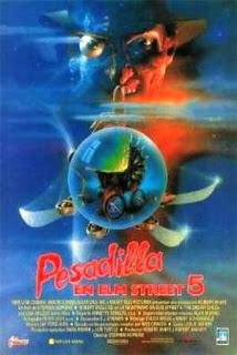 Pesadilla En La Calle Del Infierno 5 (1989).Pesadilla En La Calle Del Infierno 5 (1989).