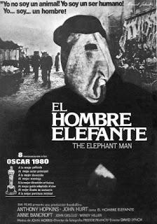 El Hombre Elefante - The Elephant Man (1980).El Hombre Elefante - The Elephant Man (1980).