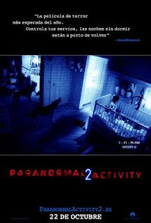 Actividad Paranormal 2 - Paranormal Activity 2 (2010).
