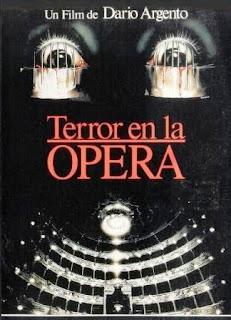 Terror en la Ópera (1987) de Dario Argento Terror en la Ópera (1987) de Dario Argento Terror en la Ópera (1987) de Dario Argento