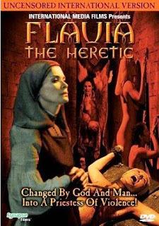 Endemoniada (Flavia, la monaca musulmana)(Flavia The Heretic)(1974).