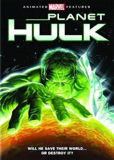 Planet Hulk (2010).Planet Hulk (2010).