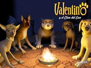 Valentino y el clan del can (2010).