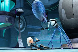 Monsters vs. Aliens (Mosntruos contra Alienigenas)(2009).
