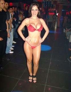 Jésica Hereñu cola