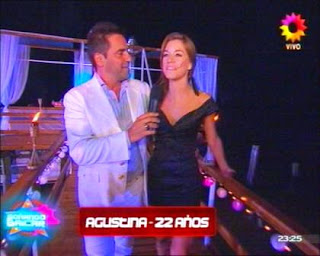 Soñando por Bailar 2011: Agustina Soma Lesionada (Desgarro).