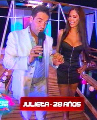 fotos de juliete cabrera sin ropa. JULIETA BIESA