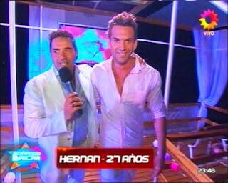 Video Erótico de Hernan de Soñando por Bailar.