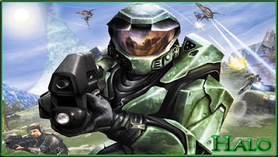 Psp Halo Playstation Game
