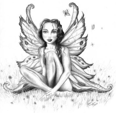 which also carries a long history and deep symbolism. Fairy Tattoo