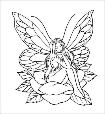 Beauty of Fairy Tattoos Designs