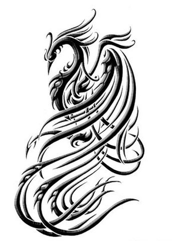 Nice Japanese Tattoos With Image Japanese Tattoo Designs For Japanese Female Tattoo And Japanese Male Tattoo With Japanese Phoenix Tattoo Picture 7