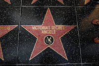 /walk of fame victoria's secret