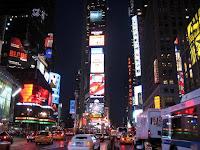 Times Square les années 1990