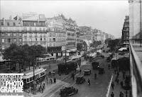 Boulevard du Montparnasse Paris