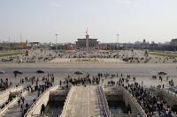Place Tiananmen Pékin Chine
