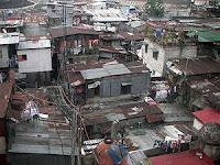 Bidonville de Manilles