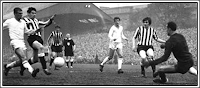 Newcastle United 1969 Magpies