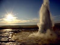 geyser geysir islande
