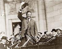 Théodore Roosevelt Chapeau Panama