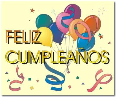 cumpleaños facebook