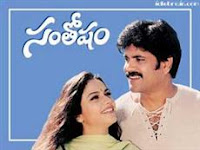 Santosham movie songs nagarjuna