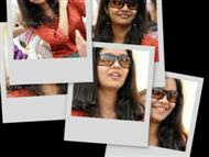 Actress Swathi with Cool Gadgets