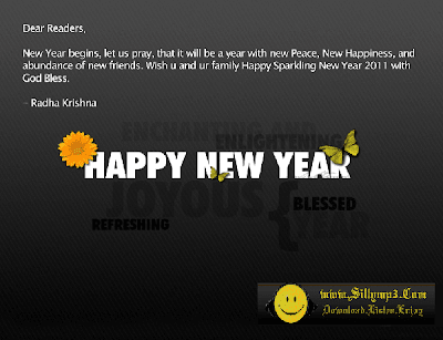 Wishes - Happy New Year