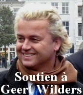 Suport a G. Wilders