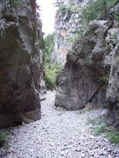 Cañón del río Palancia