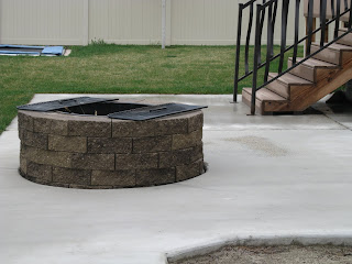 Landscape innovations 801 709 8284 phyzique above for Above ground fire pit