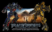 Transformers II - Revenge of The Fallen