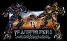 Transformers II - Revenge of The Fallen