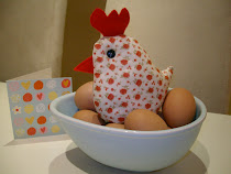 "My lovely ""Henny Penny"" hen from..."