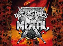 Bienvenidos al Blog Oficial de los Defensores del Metal