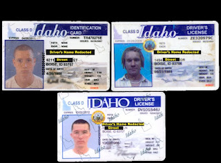 cost of idaho drivers license