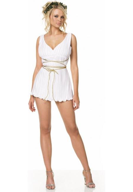 Hermes Greek God Costume