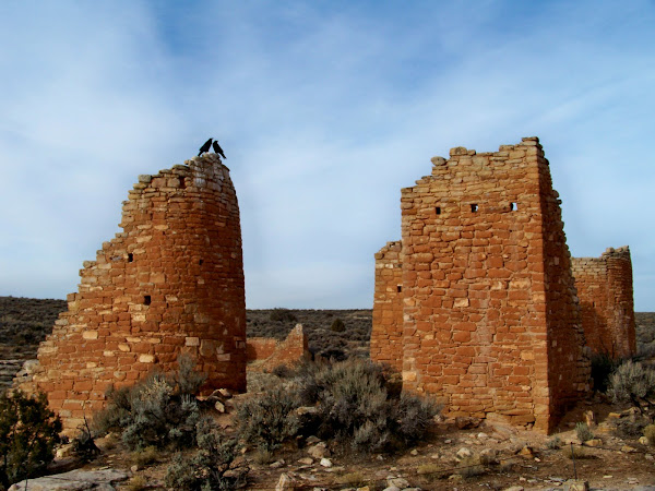 Hovenweep National Monument Puebloan Ruins