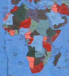 Africa - Village World Map Project