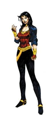 Oh Yeah Or Hell No Wonder Womans New Costume