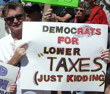 "The 2009 Tea Party  ""Sarcasm Sign"" Award"