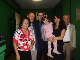 ROMA il Premio di POESIA Oscar... e STELLA COMETA.. la Olga con i Soci di ACR ROMA!