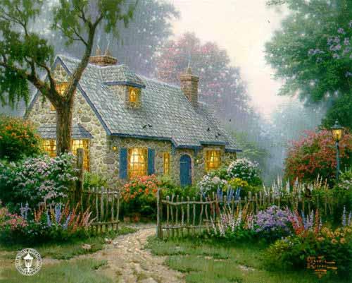 Colorare la vita aprile 2010 for Wallpaper home value