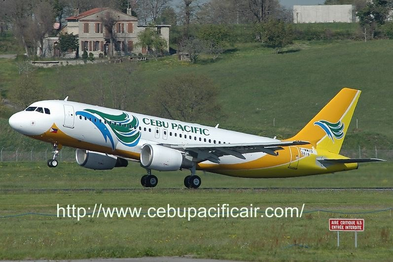 Cebu Pacific Airlines Philippines Blog: Cebu Pacific Airlines ...